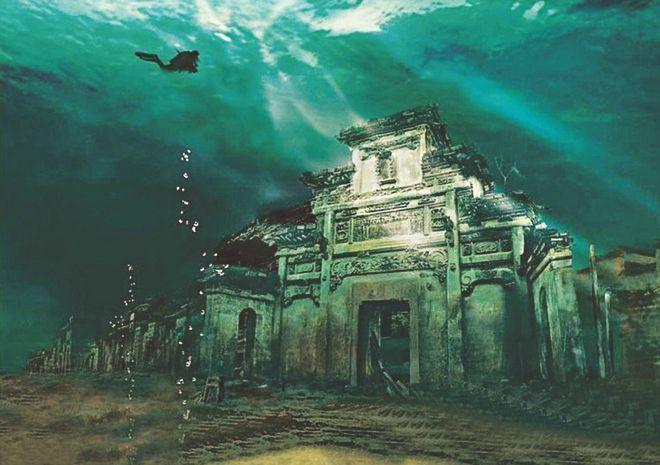 ¿Con qué lugar se identificó la Atlántida?
