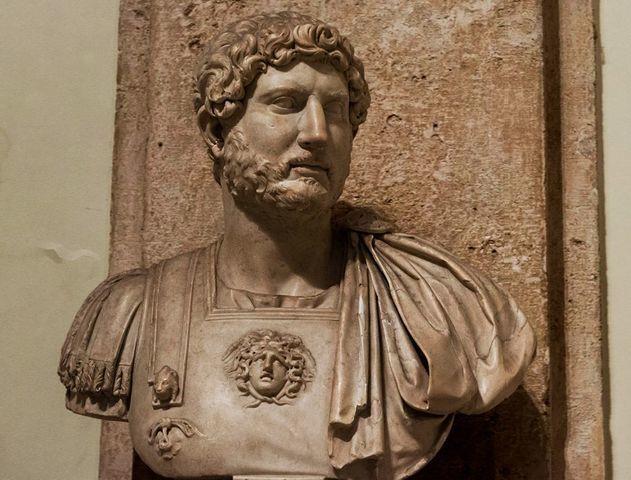¿Dónde nació el emperador Publio Elio Adriano?