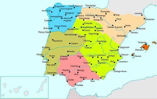 ¿Qué ciudad actual es Hispalis?
