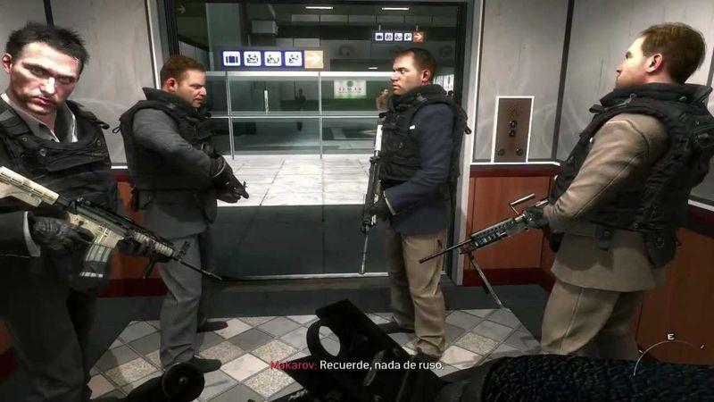 ¿Disparaste o no en la masacre de Nada de Ruso?