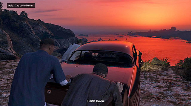 ¿Qué final escogiste en GTA V?