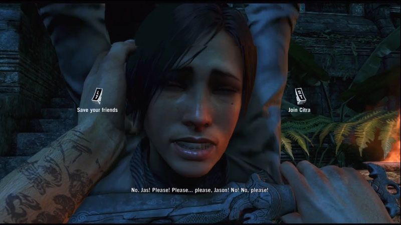 ¿En Far Cry 3 que decidiste al final?