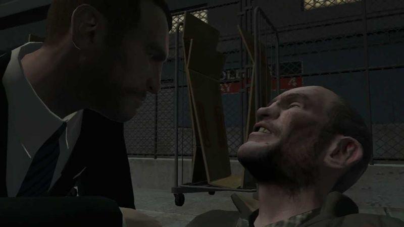 ¿Mataste a Darko en el GTA IV?