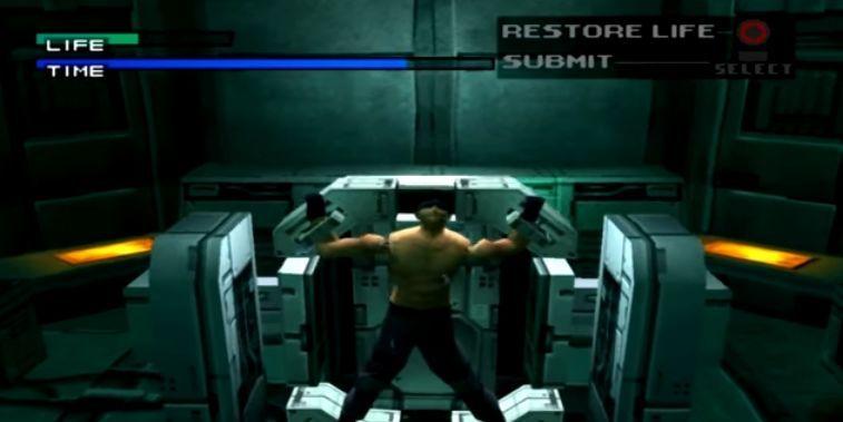 En Metal Gear Solid. ¿Le diste la información o resististe la tortura?