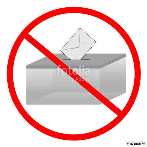 ¿Qué grupo definitivamente debería estar privado de votar?