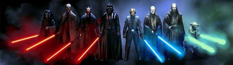 32043 - ¿Eres un Jedi o un Sith?