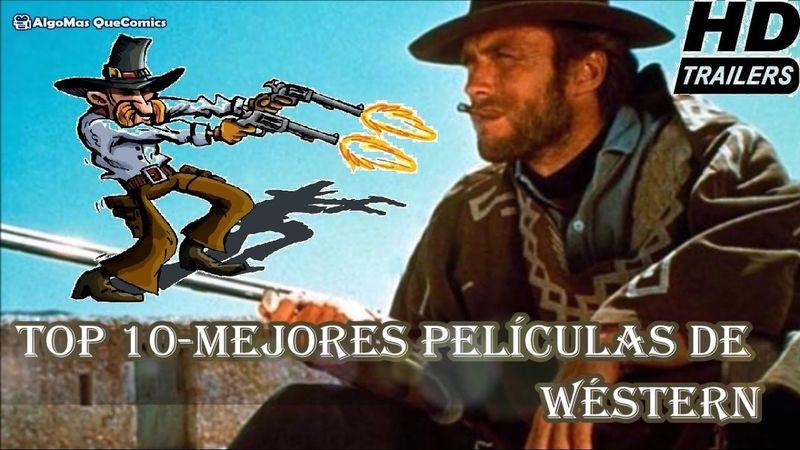 32076 - Sabrías reconocer las siguientes películas del salvaje oeste (Antiguas y Actuales)