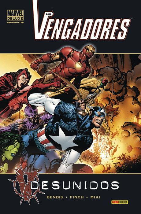 En la historia de Vengadores Desunidos, ¿quiénes murieron debido a la locura de la Bruja Escarlata al principio del comic?