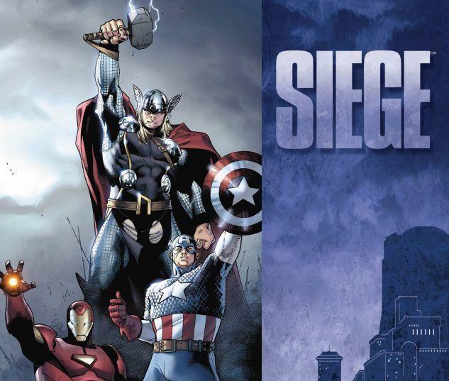 Siege(2009) ¿Quién es el que potencia la fuerza y habilidades de los héroes para luchar contra Sentry?