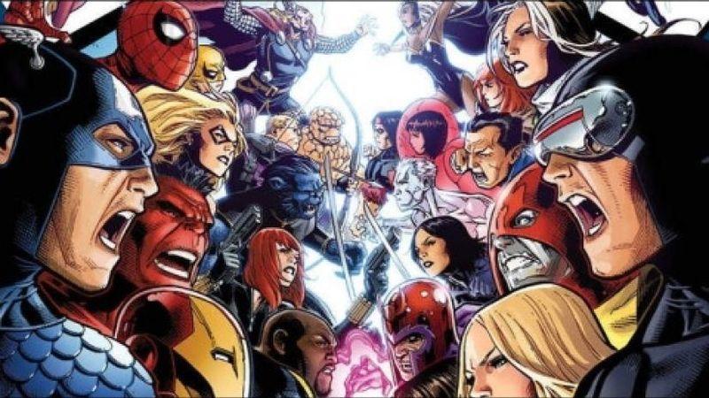Avengers vs X-Men(2012) ¿Qué sitio ataca Namor como represalia por parte de los mutantes contra el mundo y los humanos?