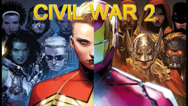 Civil War II(2016)  Este evento ocurre debido a...