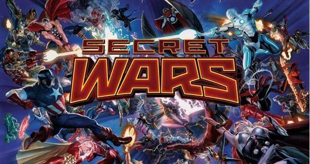 Secret Wars(2015) ¿Por qué ocurre este evento?