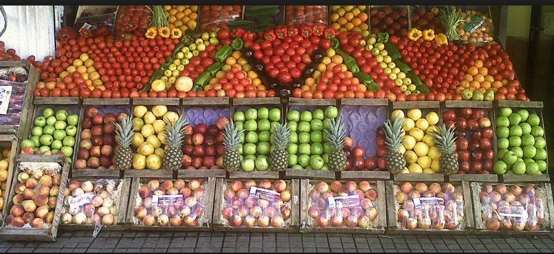 ¿Comes frutas y verduras en abundancia?