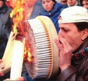 ¿Fumas?