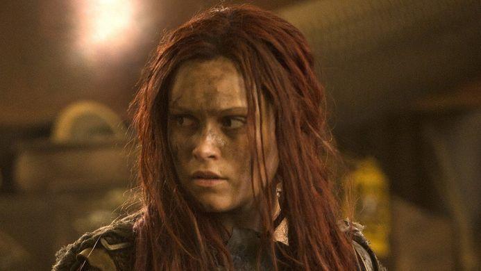 ¿Qué apodo recibe Clarke tras matar a todos en el Monte Weather?