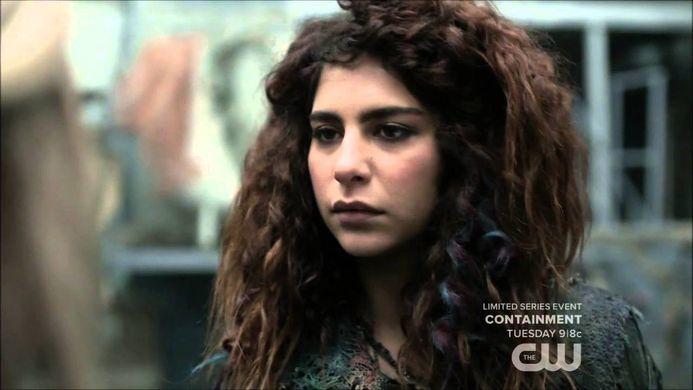 ¿Donde encuentran Clarke, Bellamy, Octavia y Jasper a Luna, supuestamente la última nazplida?