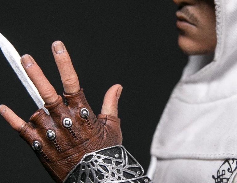 ¿Por qué los asesinos debían cortarse el dedo anular?