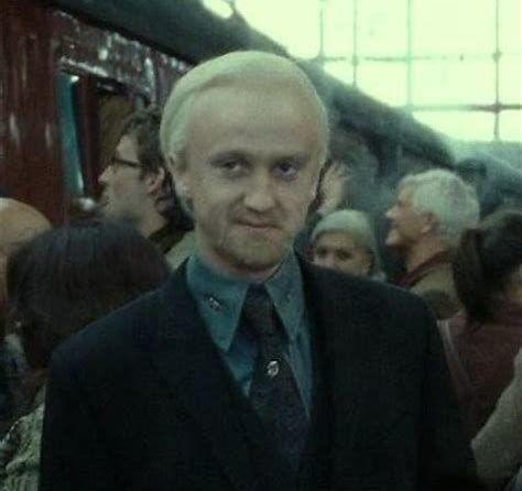 ¿Sabes en qué trabaja Draco Malfoy de mayor?