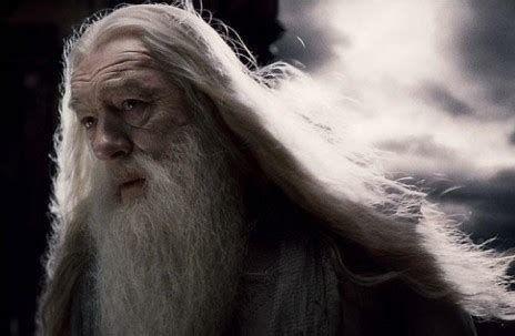 ¿Cuál es el nombre completo de Albus Dumbledore?