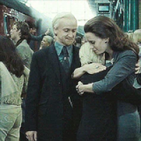 ¿Cómo se llamaba la mujer de Draco Malfoy?