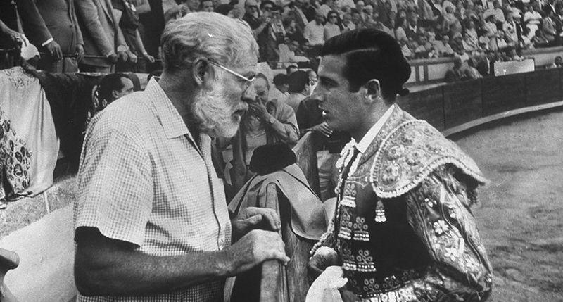 ¿A qué ciudad española alaba Ernest Hemingway en su obra