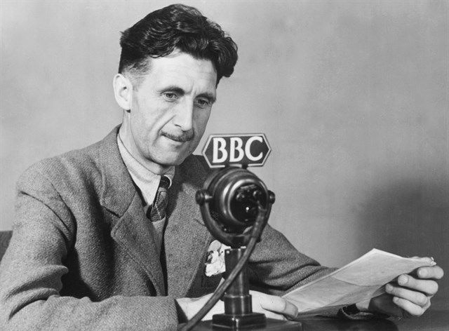 ¿Qué obra de George Orwell trata del fracaso del comunismo en la antigua URSS?