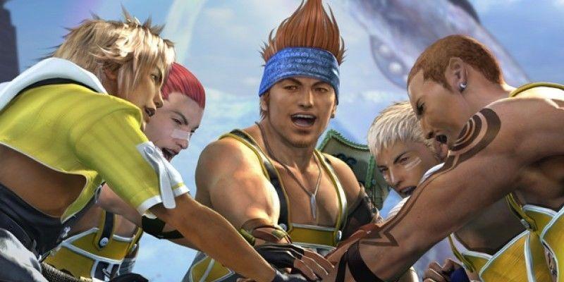 ¿Cuál es el deporte rey en el mundo de Final Fantasy X?