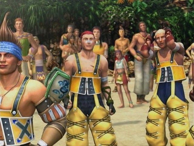 ¿Cuáles son los integrantes originales del equipo de los Besaid Aurochs?