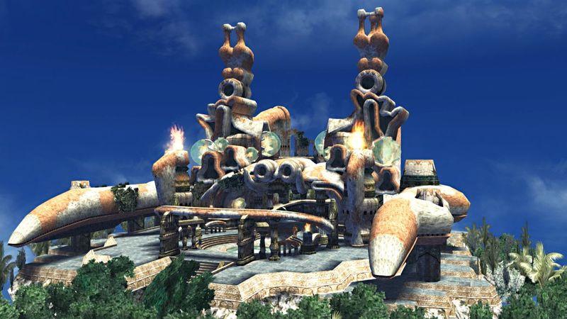 ¿Con qué equipo se encuentran al llegar al templo de Kilika?