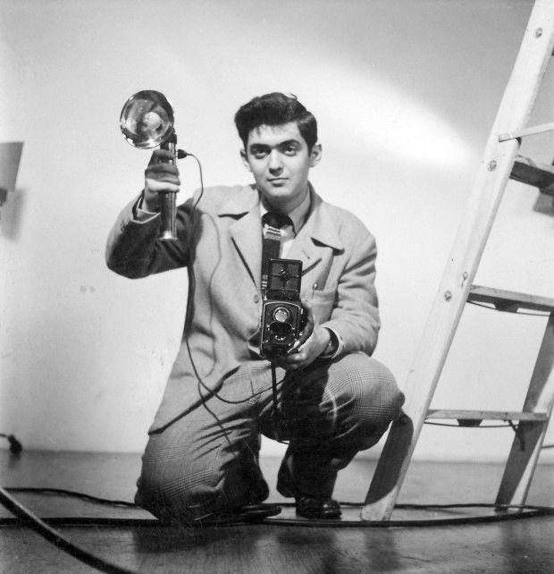 ¿A qué se dedicaba Stanley Kubrick antes de meterse en el cine?