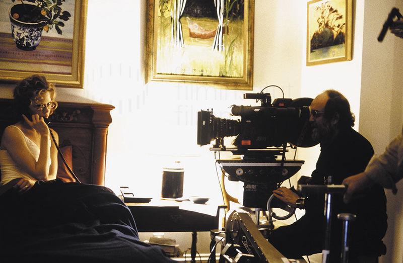 ¿Cuál fue la última película de Stanley Kubrick?