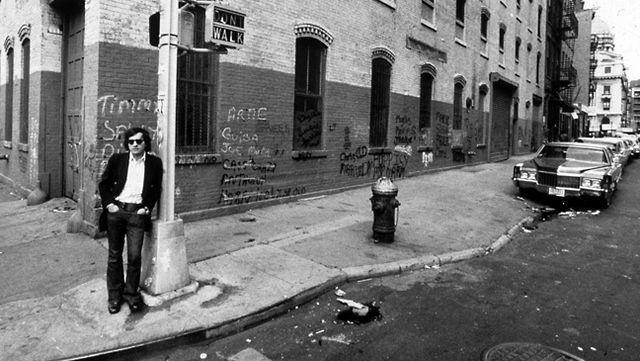 ¿Cuál es la ciudad fetiche de Martin Scorsese?
