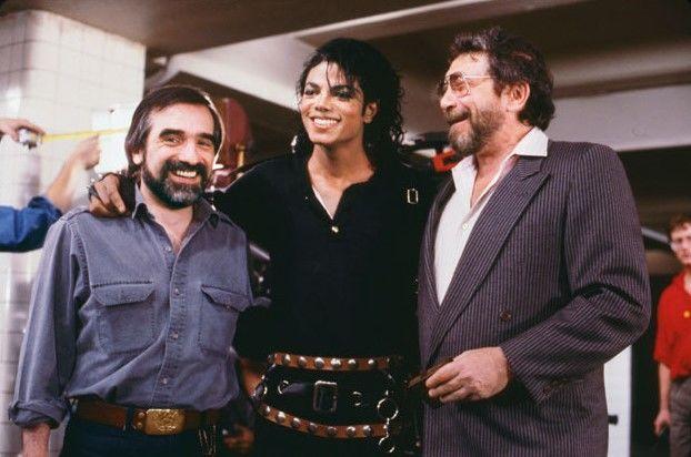¿Qué videoclip de Michael Jackson fue rodado por Martin Scorsese?
