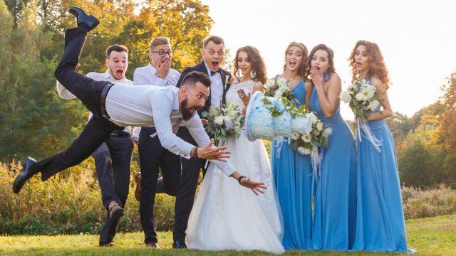 32455 - TEST DE CACHONDEO ¿Sobrevivirías a la boda de tu primo Filomeno?