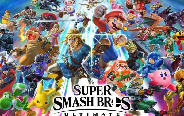 32495 - Adivina los personajes de Super Smash Bros por su numeración. Parte 1