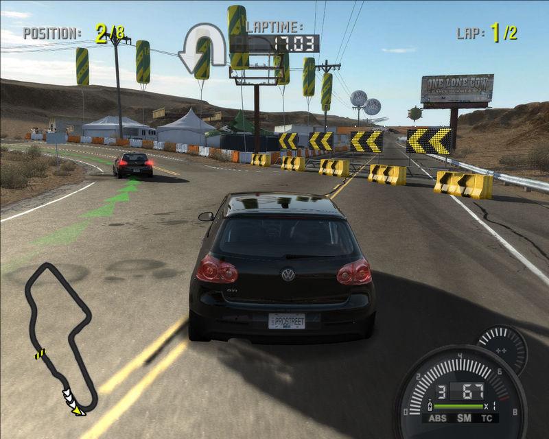 ¿Qué juego te gustó más del género conducción?
