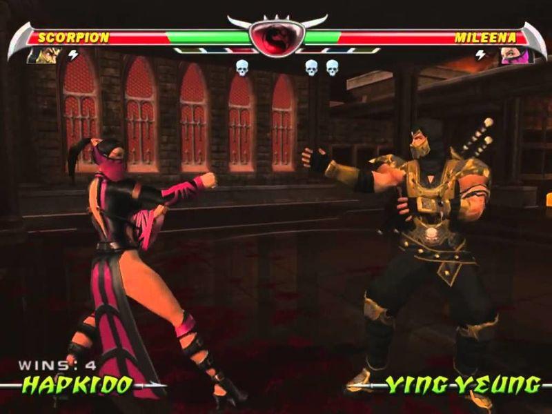 ¿Qué juego de combate te gustó más?