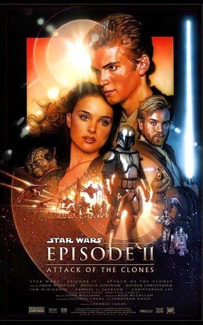 Episodio II - El Ataque de los Clones