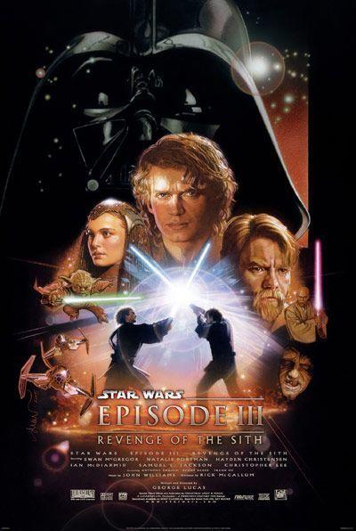 Episodio III - La Venganza de los Sith