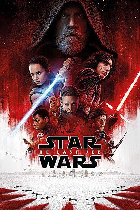 Episodio VIII - Los Últimos Jedi