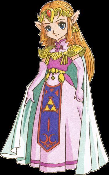 La princesa Zelda ha sido secuestrada. ¿Qué piensas?