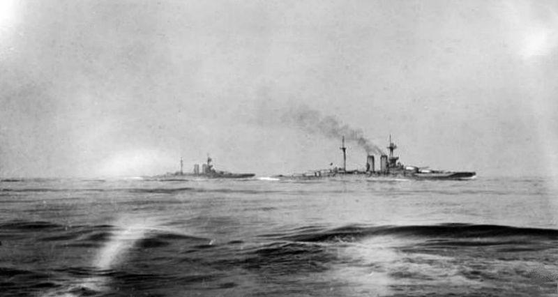 ¿Entre qué paises, dónde y cuándo tuvo lugar la Batalla de Jutlandia?