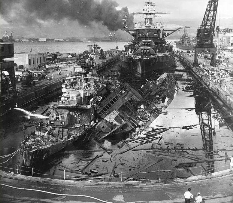 ¿Cuándo fue el ataque a Pearl Harbor y por qué no salió tan bien a Japón?