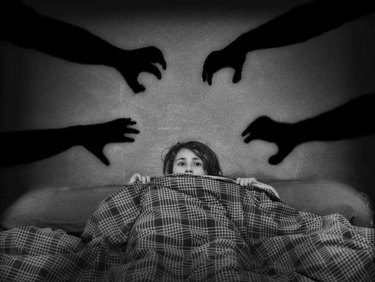 ¿Qué te da más miedo?