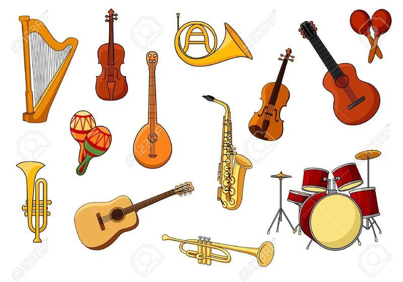 Escoge un instrumento: