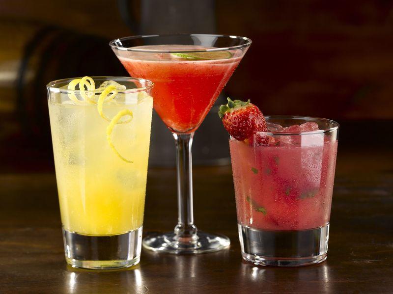 ¿Te gustan los cocktail?