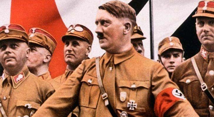Se afilió al partido Nazi, ya que consideraba que los judíos eran el claro ejemplo de la enfermedad mental.