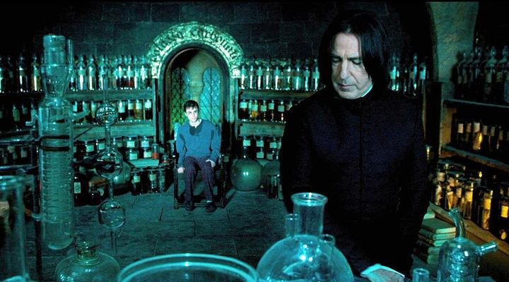 Hablando de magia, ¿tu crees que en su mente siempre existió la Legeremancia? (leer mentes)