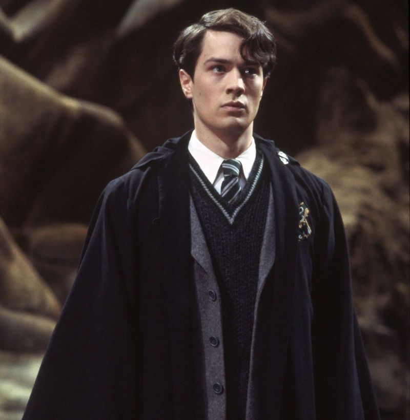 En cuanto a los orígenes de Voldemort ¿Crees que en el primer libro ella ya lo tenía claro?
