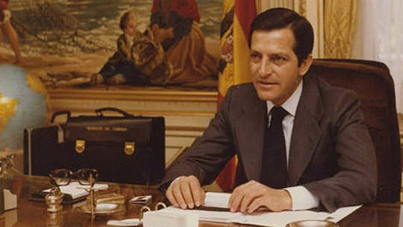 Empezamos con una de Adolfo Suárez: